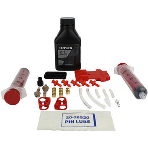 Hayes Pro Bleed Kit Dot 5.1 Dominion