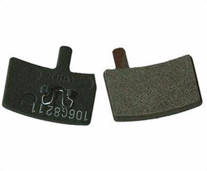 Hayes Stroker Trail/Carbon/Gram Disc Brake Pads Semi Metallic w/ Steel Backplate