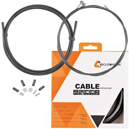 Ciclovation Advanced Brake Cable Set