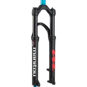 "Manitou Markhor Xc Fork 26"" 11/8 9mm Axle 100mm Black"