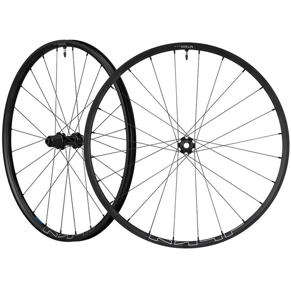 Shimano WH MT600 Disc Tubeless Wheelset 29""