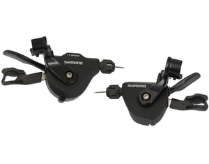 Shimano SL RS700 I-Spec II Flat Bar RapidFire Shifter Lever 2 x 11 Speed