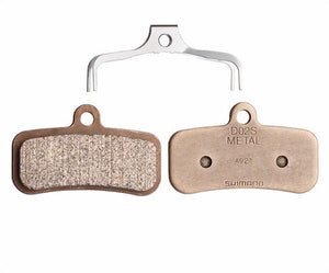 Shimano Saint/Zee BR M810 D02S Metallic Disc Brake Pads