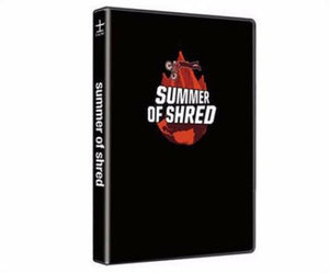 Summer of Shred Mountain Bike DVD