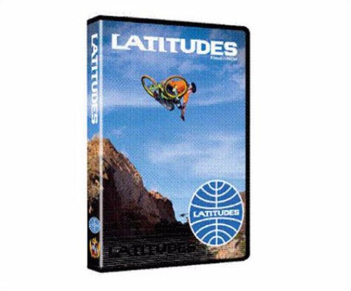 Latitudes Mountain Bike Mtb Bike DVD