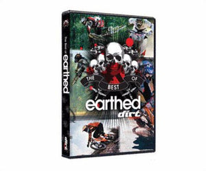 The Best of Earthed Mtb Bike DVD