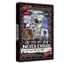NWD 9 Never Enough Mtb Bike DVD