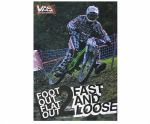 Foot Out Flat Out 2 DVD