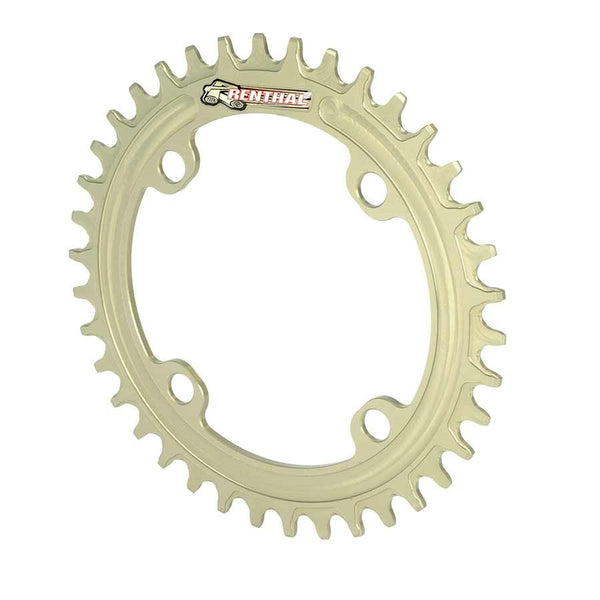 Renthal 1XR 4 Arm Chainring Gold 9-12 Speed