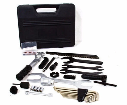 BSC 37 Piece Bicycle Tool Set