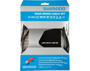 Shimano Dura-Ace BC 9000 Road Brake Polymer Coated Cable & Housing Set