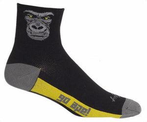 Sock Guy Silverback Socks 3""