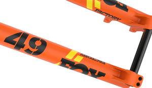 "2020 Fox Factory 40 Float Fork 29"" Grip2 1-1/8"" 203mm"