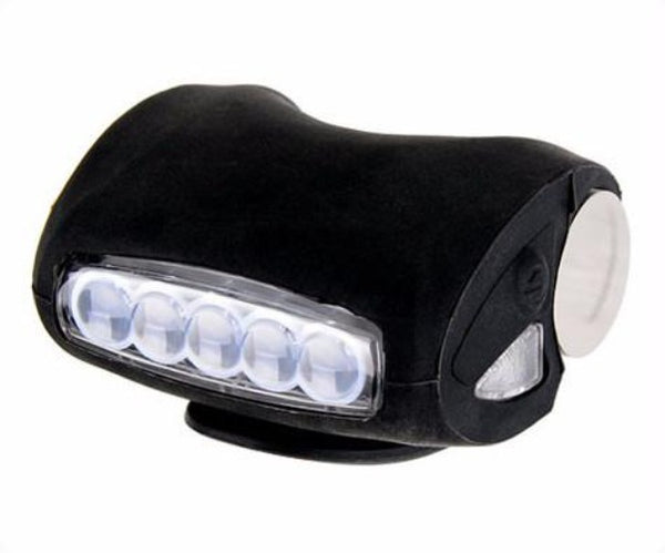 Clean Motion Brutus 180 Headlight