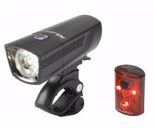 XLC Francisco / Proteus LED Li-Ion Light Set