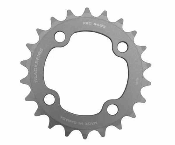 Blackspire Pro ATB Chainrings 4-Arm 64/104mm 7-9 Speed Gray