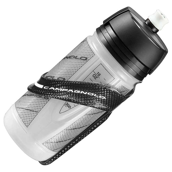 Campagnolo Super Record Carbon Cage &  Water Bottle