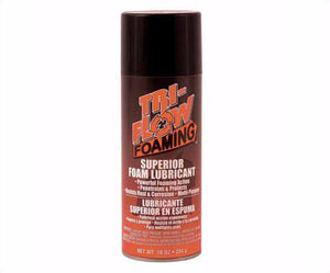 Tri Flow Superior Foaming Lube Aerosol Spray 10oz