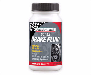 Finish Line Disc DOT Brake Fluid 4oz