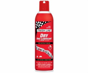 Finish Line Dry Teflon Lube Aerosol Spray 17oz