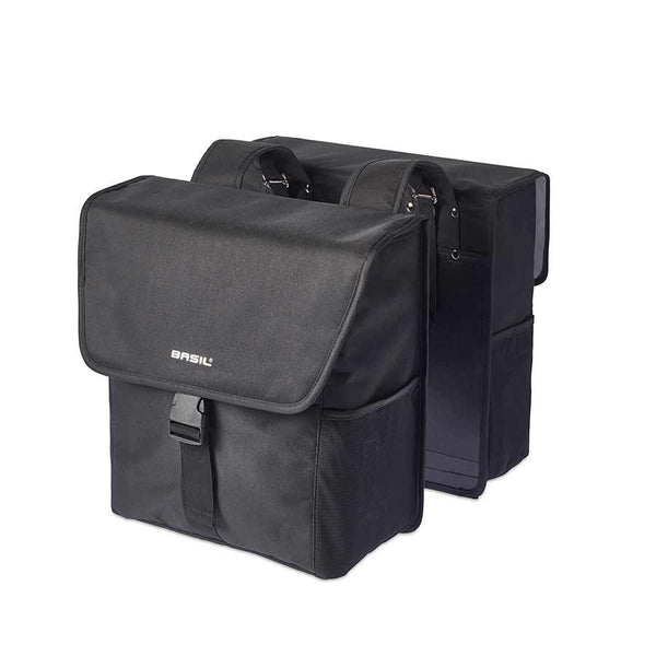 Basil Go Double Bag Pannier Bags