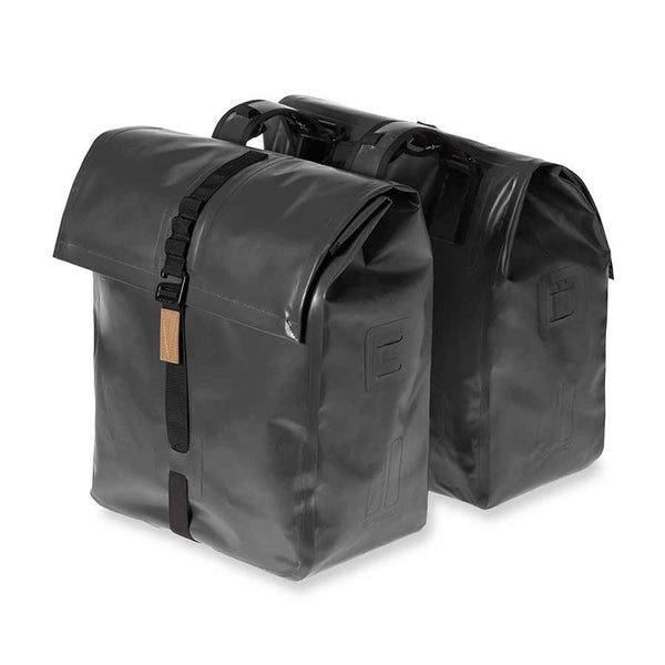 Basil Urban Dry Double Bag Pannier Bags