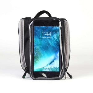 Evo Clutch Double SmartPhone Bag Black