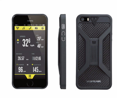 Topeak RiseCase II  For iPhone 5/5s (CLOSEOUT)