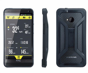 Topeak RideCase For HTC One Smart Phone