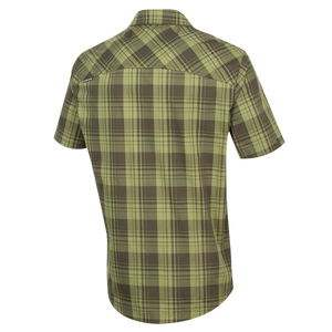 Pearl Izumi Mens Short Sleeve Button Up Shirt