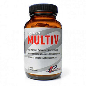 First Endurance EFS Multi V Vitamins 90 Capsules