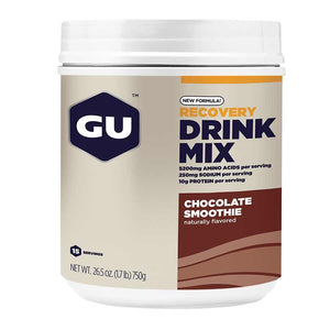 Gu Energy Labs Recovery Drink Mix 15 Servings