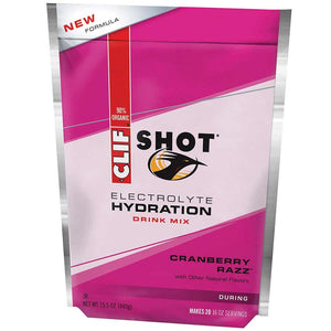 Clif Bar Electrolyte Hydration Mix 20 Servings