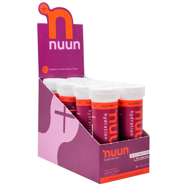 Nuun Electrolytes Tablets Box Set