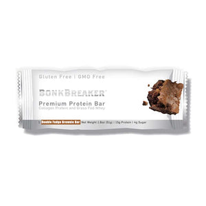 Bonk Breaker Premium Protein Bars Box of 12
