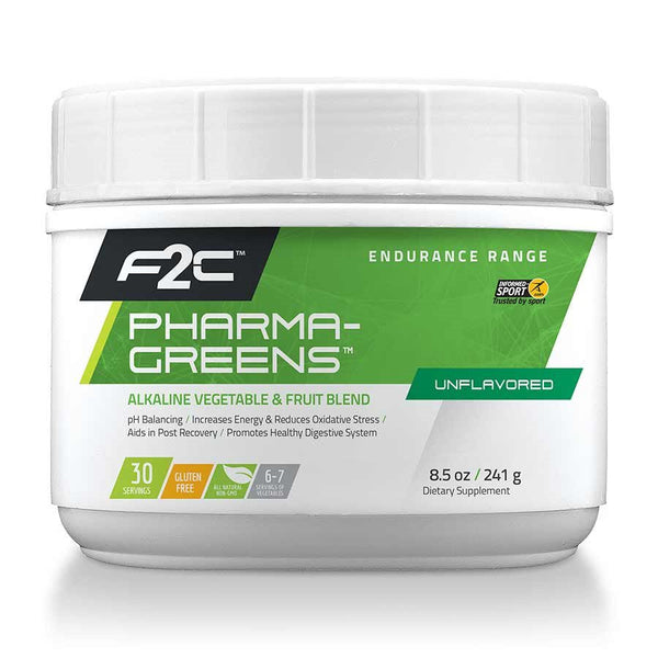 F2C Nutrition Pharma Greens Drink Mix