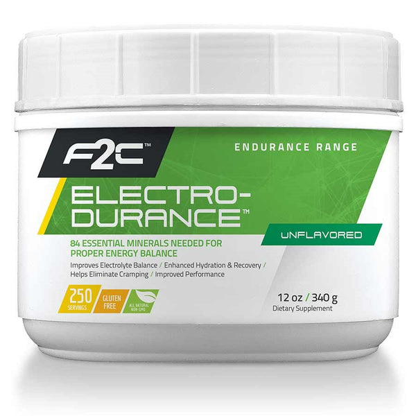 F2C Nutrition Electro Durance Drink Mix 250 Servings