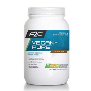 F2C Nutrition Vegan Pure Protein Powder 36 Servings 2lbs