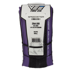 Vee Rubber Speedster Bmx Folding Tire 20""