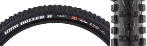 "Maxxis High Roller II 3C Maxx Grip TR DH Tire 27.5 x 2.4 ""Buy 1 Get 1 FREE"""
