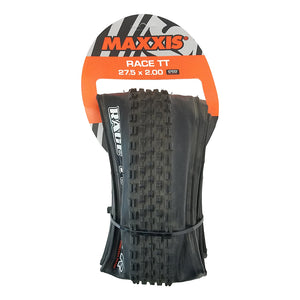 "Maxxis Race TT TR Tubeless Folding Tire 27.5 x 2.0 ""Buy 1 Get 1 FREE"""