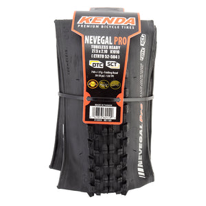 "Kenda Nevegal Pro 27.5"" Folding Tubeless Tire"