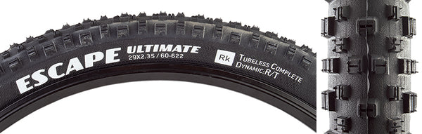 Goodyear Escape Ultimate Folding Tubeless Tire 27.5x2.6