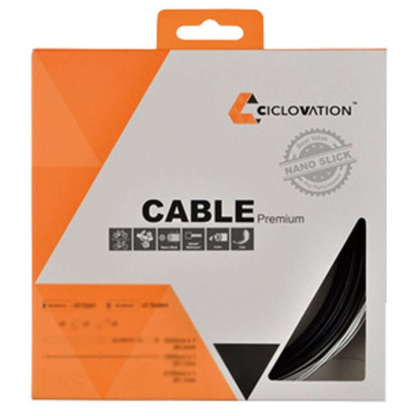 Ciclovation Premium High Performance Shifter Cable Set Mtn/Road