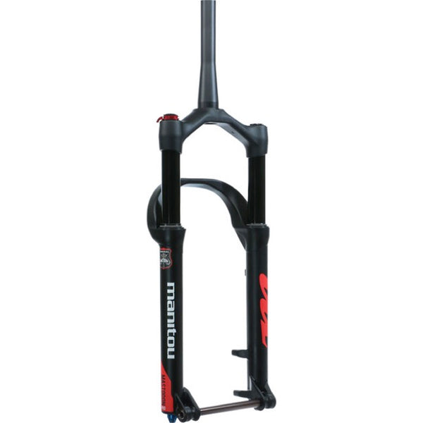 "Manitou Mastodon Pro Extended Fat Bike Fork Tapered 15x150mm Thru-Axle 100mm 26"" / 27.5"""