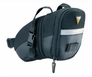 Topeak Aero Wedge Bag w/ Velcro Strap Mount