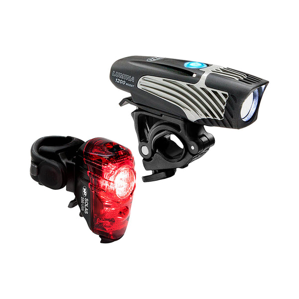 Niterider Lumina 1200 Boost & Solas 250 Combo Light