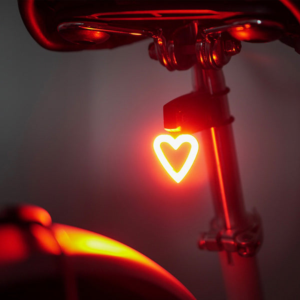 Sunlite Heart Throb USB Taillight