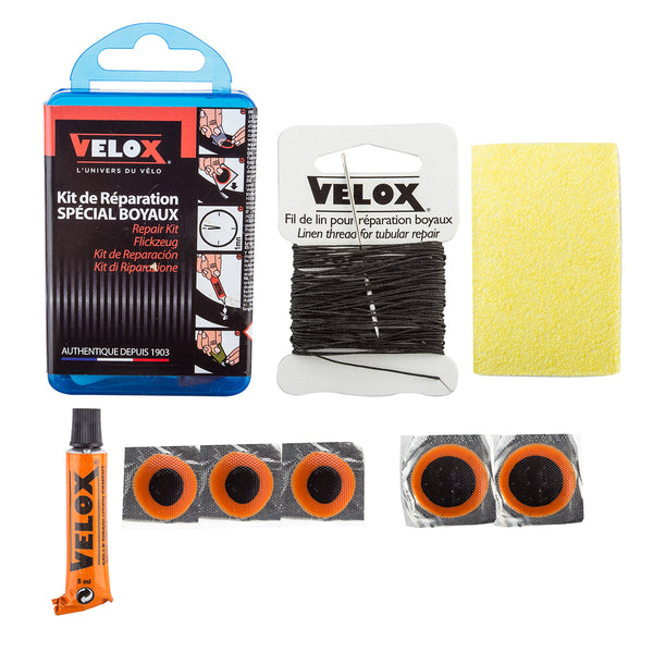 Velox Tubular Tire Patch Repair Kit