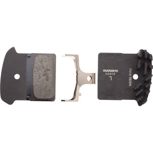 Shimano F01A Resin Ice Tech Disc Brake Pads w/Fin Pair